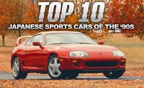 top 10 japanese sport car