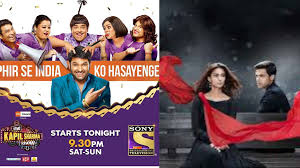 Exclusive Latest Trp Ratings The Kapil Sharma Show Dazzles