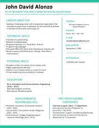 Resume Students Sample Resume Format Mca Freshers New Resume Format For Mca Student