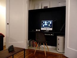 office in a closet design.  Closet Closet Office Inside Office In A Design C