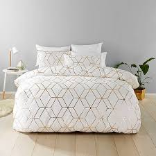 fantastic bedspread solutions from target this great harlow quilt cover set consists of a quilt cover and two 250 thread count pillowcases