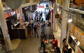 food courts in ktown nyc