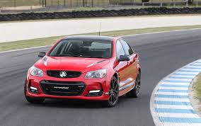 Holden Sends Off The Commodore With Its Most Hardcore Special ...