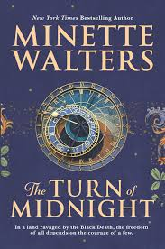 Jp Walters Design The Turn Of Midnight By Minette Walters Viewing History