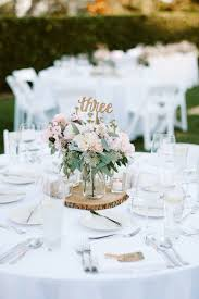 Round Table Settings For Weddings Whimsical And Romantic California Wedding Spring Wedding