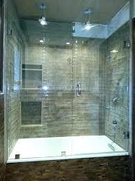 shower glass treatment reviews shower door glass treatment best bathtub enclosures ideas on tub inside plan