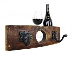 Wine Barrel Stave Coat Rack Wine Country Craftsman Official Site 50
