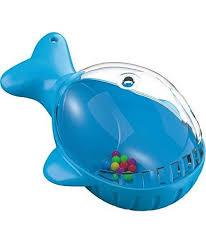 haba benni bath whale rattling fish for bathtub or pool plug his blowhole and