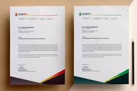 Letterhead Example 31 Business Letterhead Designs Examples Psd Ai Eps