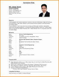 Latest Resume Formats 4 Best Format 2015 Professional Google Docs