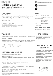Best Make Online Resume And Print On Create Free For Fresher