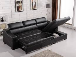 leather sleeper sofa. Epic Black Leather Sleeper Sofa 37 For Your Office Ideas With F