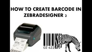 Zebra 220 driver direct download was reported as adequate by a large percentage of our reporters. How To Create Barcode In Zebradesigner 2 Youtube