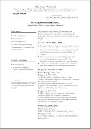 Resume Template Administrative Assistant Magnificent Microsoft Publisher Resume Templates Cover Letter Work Template Word