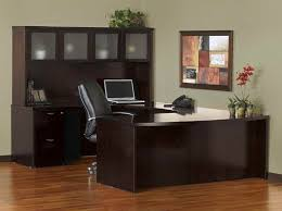 office desk hutch plan. Pleasant U Shaped Office Desk With Hutch For Small Home Decor Within Idea 11 Plan
