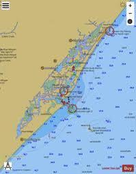 Murrells Inlet South Carolina Marine Chart Us11534_p210