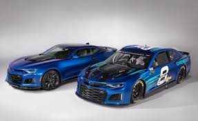 2018 dodge nascar. Contemporary Dodge 2018 Chevrolet NASCAR Camaro ZL1 With Dodge Nascar C