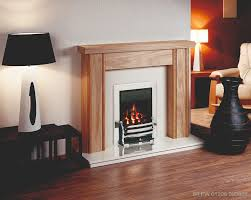 nu flame convector ultra gas inset fire