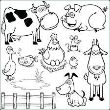 Animal Coloring Pages Zoo Animal Coloring Pages For Preschool Wild