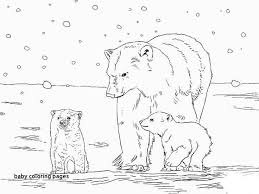 Animal Pictures To Color Or Baby Zoo Animals Coloring Pages Baby