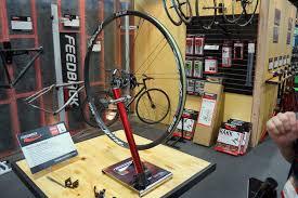 Pro Bike Display Stand Review IB100 Feedback Sports' Sweet Truing Stand w Disc Brake Rotor 39