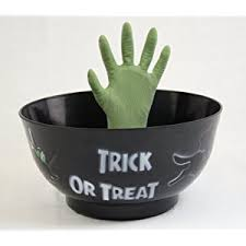 halloween candy bowl hand. Wonderful Candy Read Full Talking Halloween Candy Bowl With Motion Sensing Hand Grabbing  Action In Black Review Inside