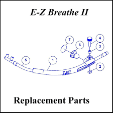 E Tank Oxygen Duration Chart Cannula E Z Breathe Ii Boom Cannula For Eds One Touch Connector Mhoxygen