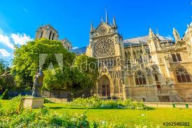 paris france gothic architecture
