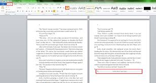 microsoft word michelle proulx the website so you need a different section for every chapter along a different section for all the stuff that comes at the start of your book title page