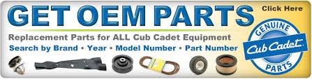 cub cadet parts cub cadet parts lookup