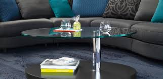 rolf benz ag. Contemporary Coffee Table / Glass Metal MDF 8100 By Sebastian Labs Rolf Benz Ag