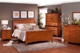 Mission Style Furniture Bedroom Set