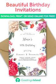 Invitation Maker Software Free Download 033 Birthday Invitation Templates Free Download Template