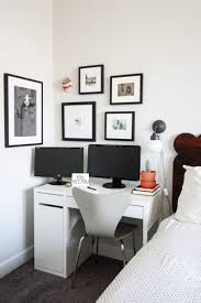 Office in master bedroom White Bedroom Small Office In Master Bedroom Fathers Day With Framebridge One Little Minute Blog Live Free Creative Co Small Office In Master Bedroom One Little Minute