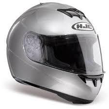 Hjc Cs 12 Visor Hjc Fs 10 Helmet Silvermatt Buy Online Hjc