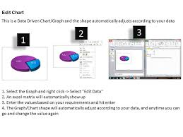 Create A 3d Pie Chart Based On The Selected Data Data Driven 3d Pie Chart Shows Relative Size Of Data