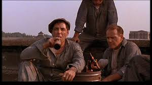 shawshank redemption the movie blooper for those who does t belive the people that is say there isn t