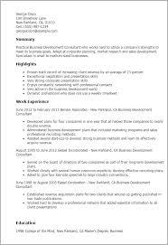 Resume Examples Negotiation Skills - Augustais