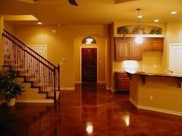 Flooring  Flooring Over Concrete Options Subfloor For Basements - Hgtv basement finished basement floor