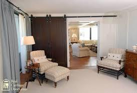 interior sliding barn doors with flat track hardware barn style sliding doors