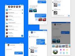 Chat Ui Design Android Telegram Redesign App Android By Dmitry Ze Dribbble