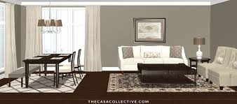 5 ways to coordinate area rugs in an open floor plan if you re