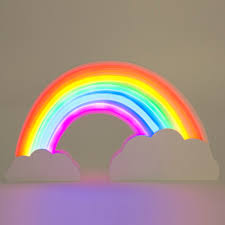 Who Owns Rainbow Light Neon Effect Rainbow Light Hf