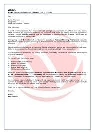 Finance Sample Cover Letter Format Download Cover Letter