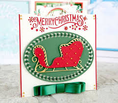 74 Best Couture Die Cards Images On Pinterest  Butterfly Cards Create And Craft Christmas