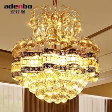 gold bedroom chandelier modern gold led crystal chandeliers light ceiling chandelier bedroom chandelier lighting small gold