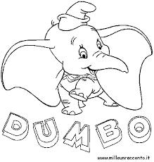 Raccolta Disegni Disegni Da Colorare Dumbo Disney