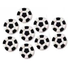 Wilton Soccer Ball Decorations