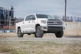2.5-3in Leveling Lift Kit for 07-18 Toyota 4wd Tundra   Rough ...