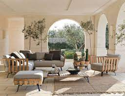 outdoor furniture made in italy